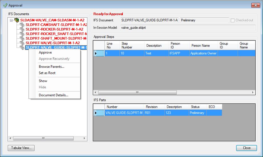 ETRAGE IFS® CAD Adapter™ - ETRAGE